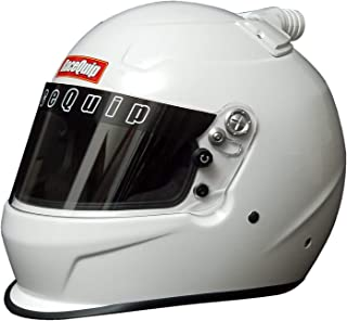 RaceQuip 263115 PRO15 Top Air Helmet SA2015 Approved Large Gloss White
