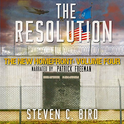 The Resolution audiobook cover art