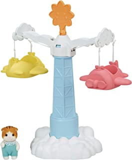 Calico Critters Baby Airplane Ride, Multi