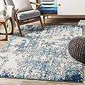 """Artistic Weavers Arti Blue Area Rug, 7'10"""" x 10'3"""""""