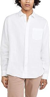Men's Linen Long Sleeve Shirt