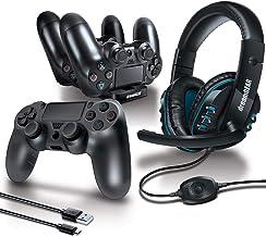 Kit Gamer de acessórios Dreamgear para PS4 DGPS4-6436