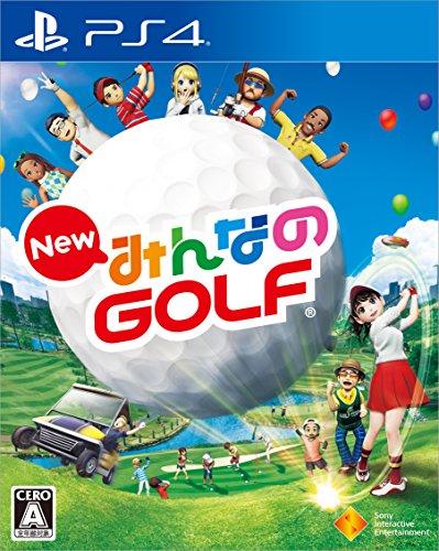 【PS4】NewみんなのGOLF