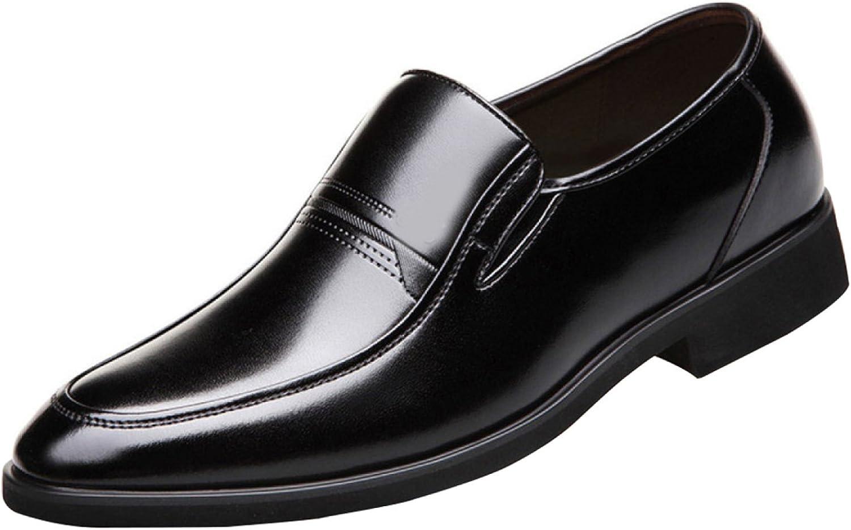 Men's Business Casual shoes Dress shoes Work shoes Dad shoes