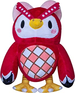 10 inches/27cm Animal Crossing Celeste Plush Toys.Animal Crossing New Leaf Plush Stuffed Doll Animal Toy Cloth Print Pillo...