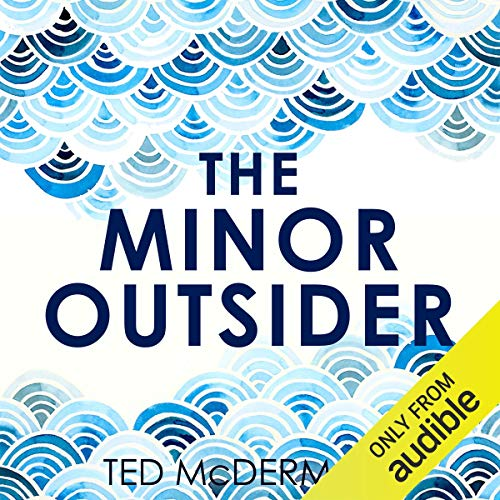 The Minor Outsider audiobook cover art