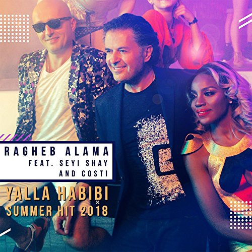 Yalla Habibi (feat. Seyi Shay, Costi) [Summer Hit]