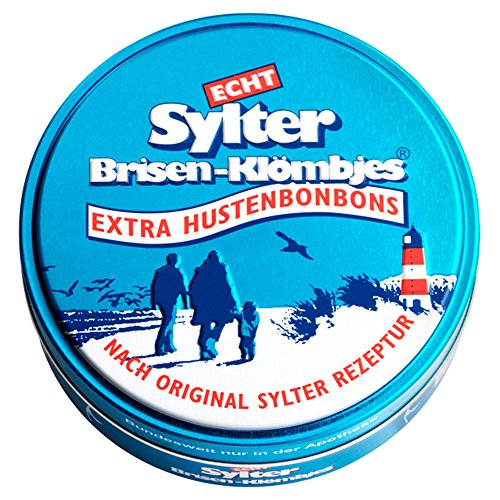 Echte Sylter Brisen Kl�mbjes Extra-Hustenbonbons, 70 g