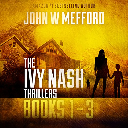 The Ivy Nash Thrillers Books 1-3: Redemption Thriller Series 7-9 audiobook cover art
