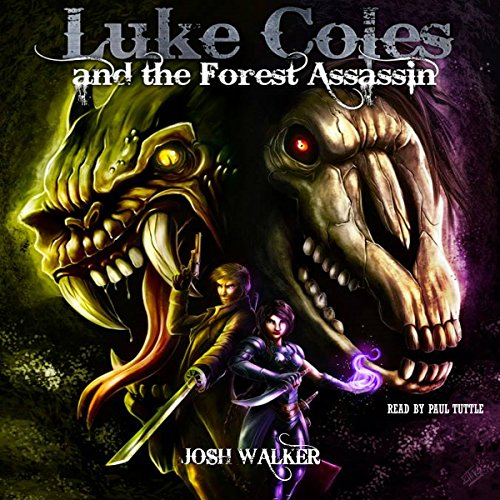 Luke Coles and the Forest Assassin, Volume 2 audiobook cover art