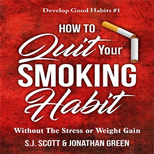 How to Quit Your Smoking Habit audiobook cover art