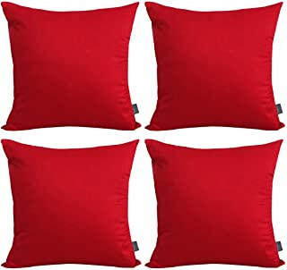 Amazon.com: Red - Decorative Pillows, Inserts & Covers ...