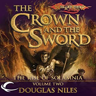 The Crown and the Sword audiobook cover art