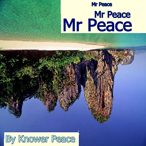 Mr. Peace audiobook cover art