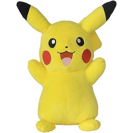 Bandai - Pokémon - Peluche 30 cm - Pikachu - 81229