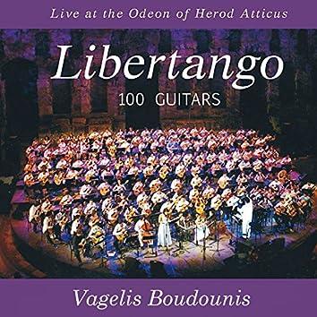 Libertango (100 Guitars) (Live at the Odeon of Herod Atticus)
