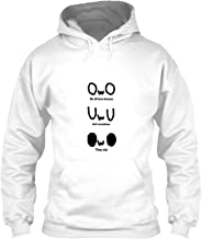 OwO We All Have Demons 40#HDW t-Shirt, Hoodie for Men, t-Shirt for Women White