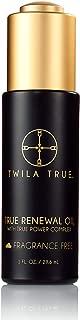 TWILA TRUE True Renewal Oil - Fragrance Free Multi-Purpose Beauty Oil for Face, Body, Hair, Nails (1 Fl. Oz)