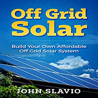 Off Grid Solar audiobook cover art