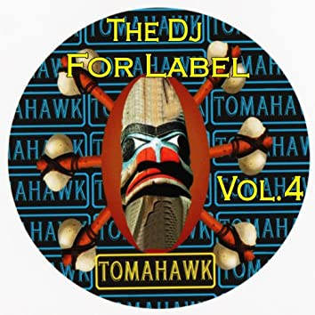 The Dj for Label, Vol.4