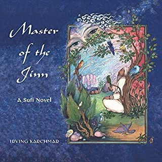 Master of the Jinn audiobook cover art