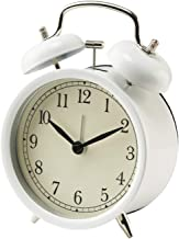 ساعة منبه IKEA Dekad بيضاء 002. 703. 94