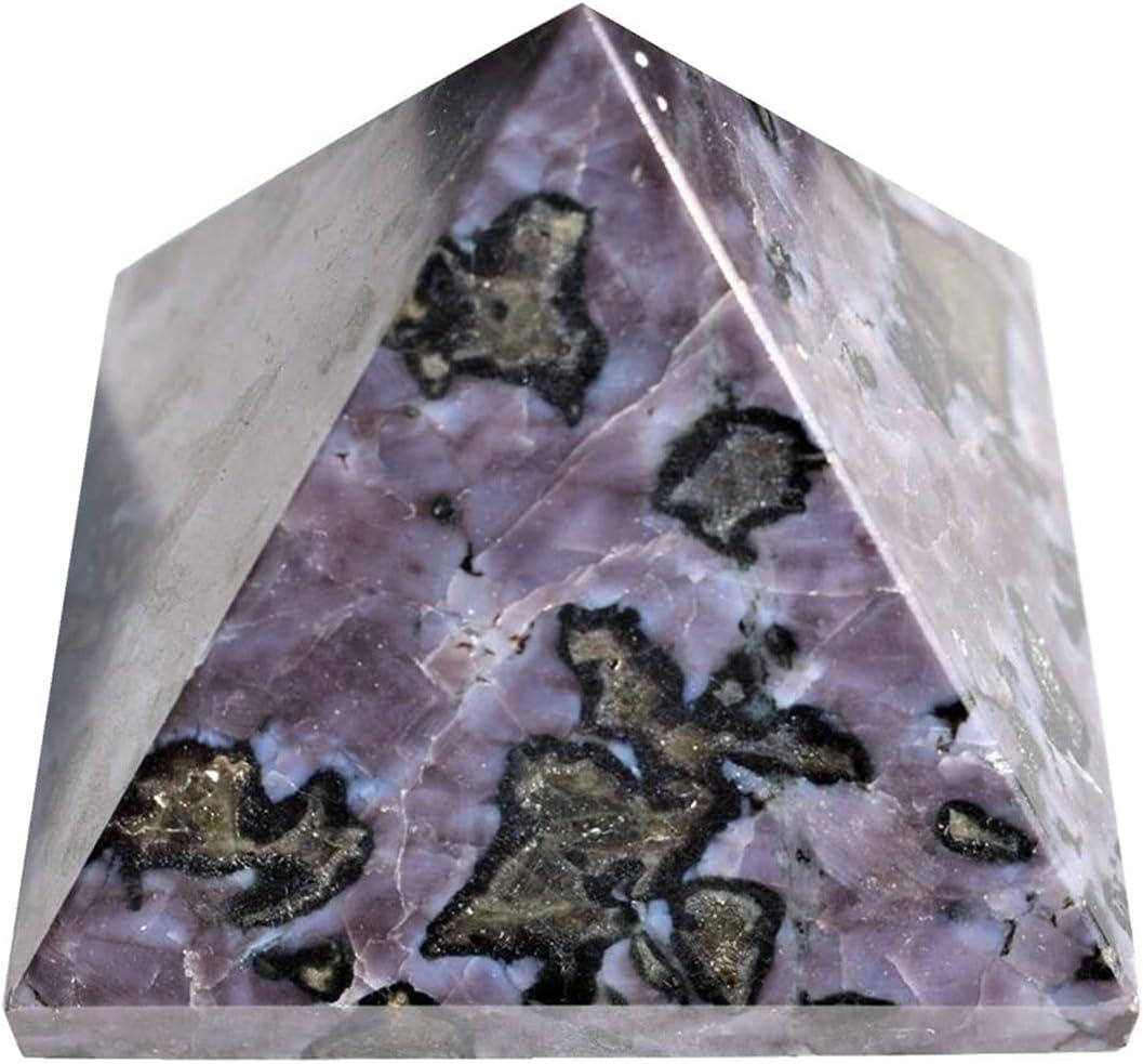 Trust TL TONGLING Crystal Store Rough Pyramid Natural Quartz Energy