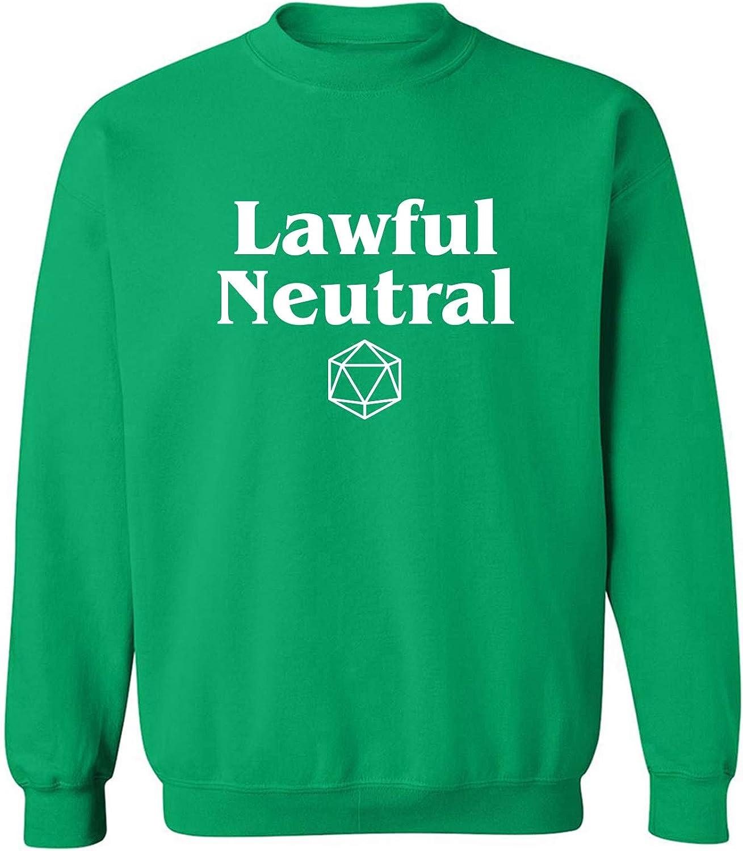 Lawful Neutral Crewneck Sweatshirt