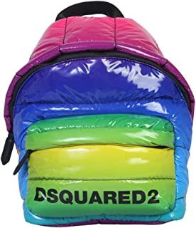 Luxury Fashion | Dsquared2 Womens BPW000811202411M377 Multicolor Backpack | Fall Winter 19