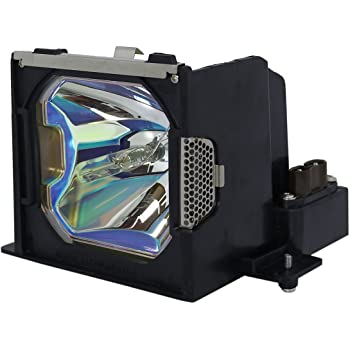 AuraBeam Economy Replacement Television Lamp for Panasonic TY-LA1000 with Housing
