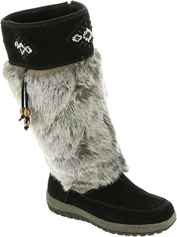 Wanderlust Wanderlust Frauen Nika Geschlossener Zeh Wildleder Kaltes Wetter Stiefel  Marke im Verkauf Clearance