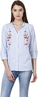 Gojilove Multicolor Love Bird Collar Shirt_One Size