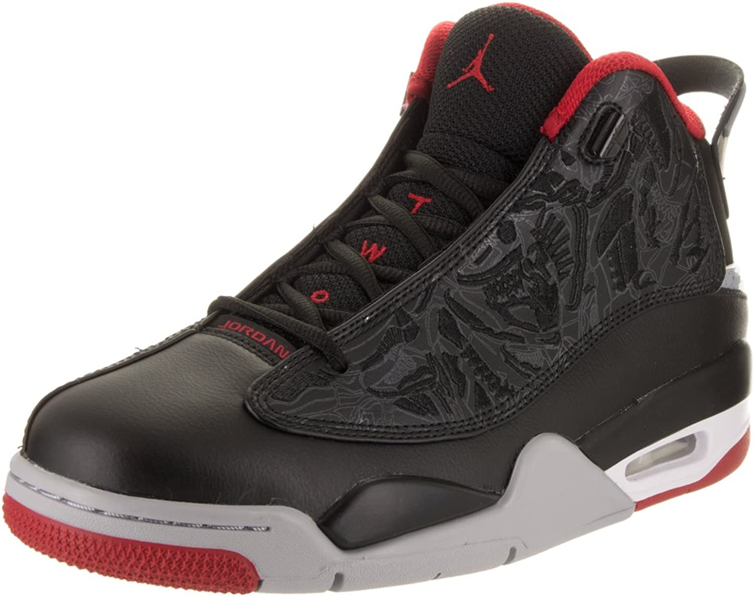 Jordan Mens B.Fly Round Toe Lace-Up Basketball shoes