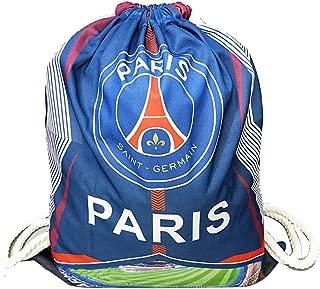 Paris Saint-Germain Football Clubs Swerve Gym Bag Soccer Drawstring Backpack Drawstring Sport Bag