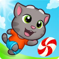 Play as one of your favorite characters Collect coins, power-ups, and lots and lots of CANDY! Run, jump, and slide through levels full of exciting obstacles Activate the special abilities of Talking Tom and Friends characters Upgrade characters to im...