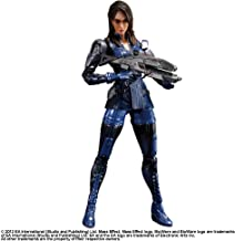 Mass Effect 3 - Figura Play Arts Kai: Ashley Williams