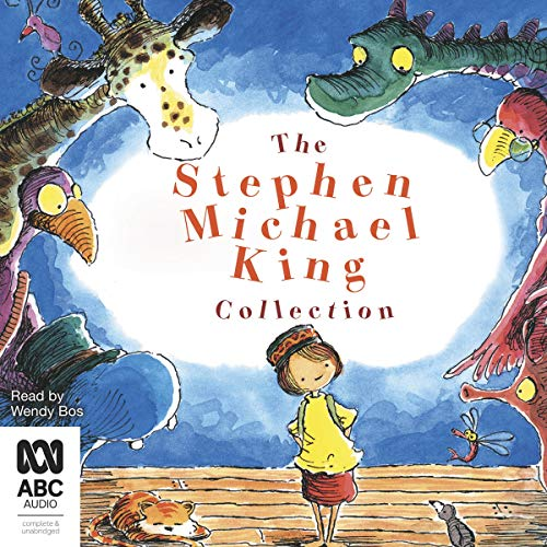 The Stephen Michael King Collection                   By:                                                                                                                                 Stephen Michael King                               Narrated by:                                                                                                                                 Wendy Bos                      Length: 17 mins     Not rated yet     Overall 0.0