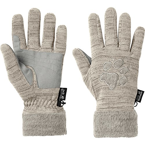 Jack Wolfskin AQUILA GLOVE WOMENAQUILA GLOVE WOMEN - light sand - M