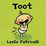 Toot (Leslie Patricelli board books) one year old boys gifts Dec, 2020