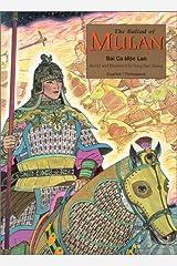 The Ballad of Mulan: English, Vietnamese Hardcover