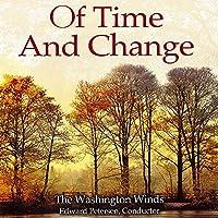 Of Time and Change オブ・タイム・アンド・チェンジ:C.L. Barnhouse中級バンド向け新譜参考演奏集2014