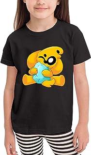 Maichenxuan Mikecrack - Camiseta de manga corta para niños de 2 a 6 años