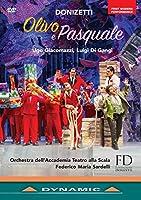 Donizetti: Olivo E Pasquale [DVD]