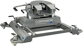 B & W Companion 5Th Wheel Hitch with Slider for Ram Pucks
