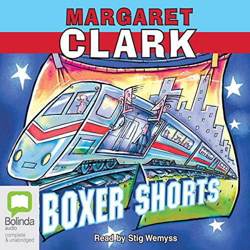 Boxer Shorts audiobook cover art