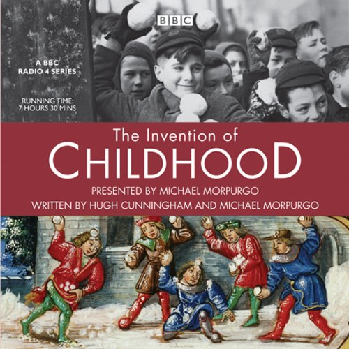 The Invention of Childhood cover art