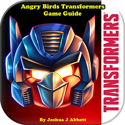 Angry Birds Transformers Game Guide audiobook cover art