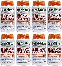 【まとめ買い】ディアナチュラ 亜鉛・マカ・ビタミンB1・ビタミンB6 60粒 (30日分)【×8個】