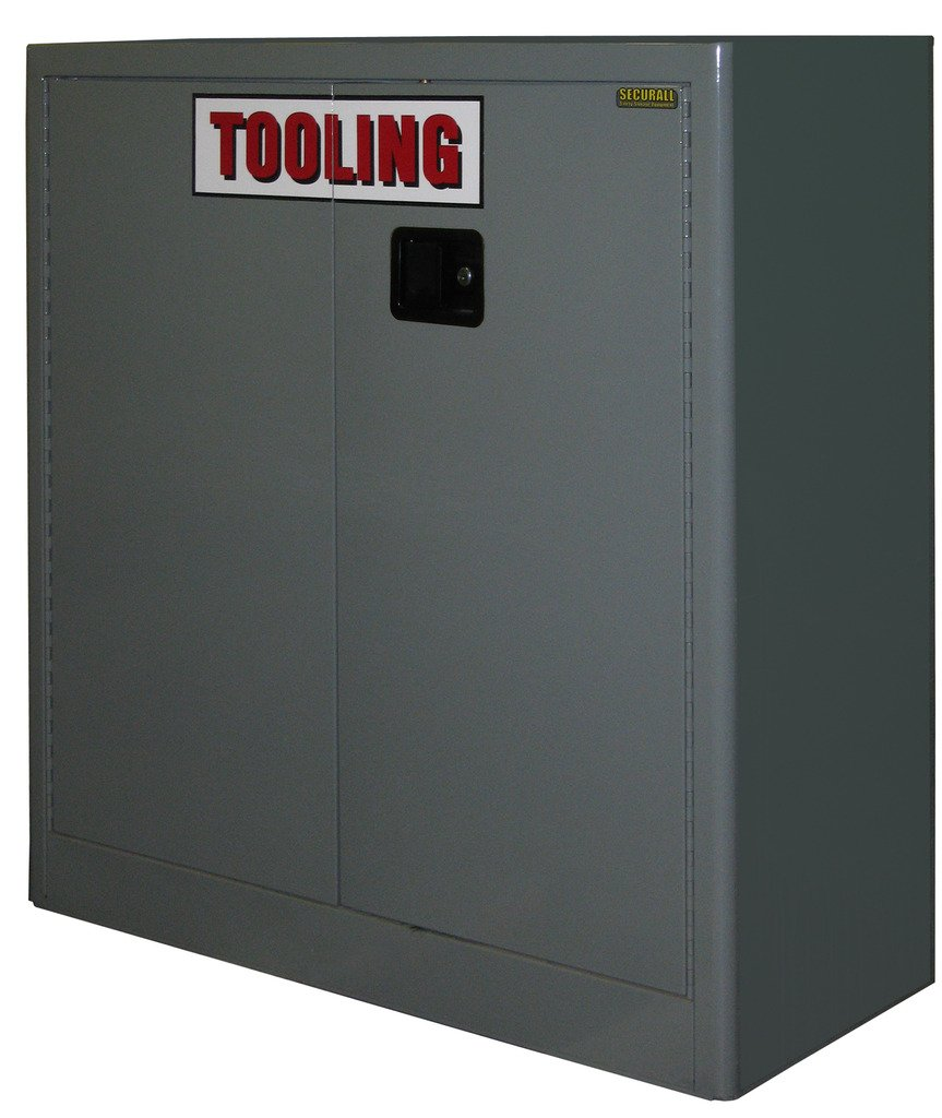 SECURALL TC145 Cabinet for Storing Tooling 3 Ultra-Cheap Deals and Shelv mart Dies Adj