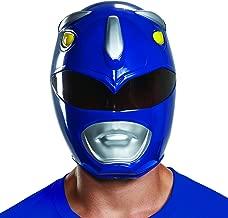 Disguise Men's Blue Ranger Adult Mask